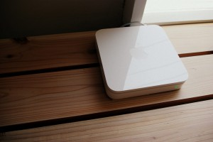 Apple AirMac Extremeの写真